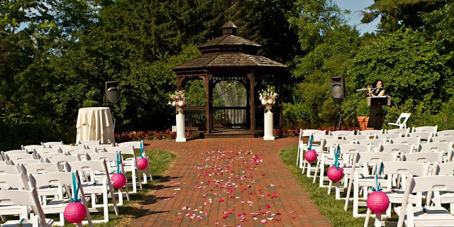 Inexpensive Outdoor Wedding Venues Nj