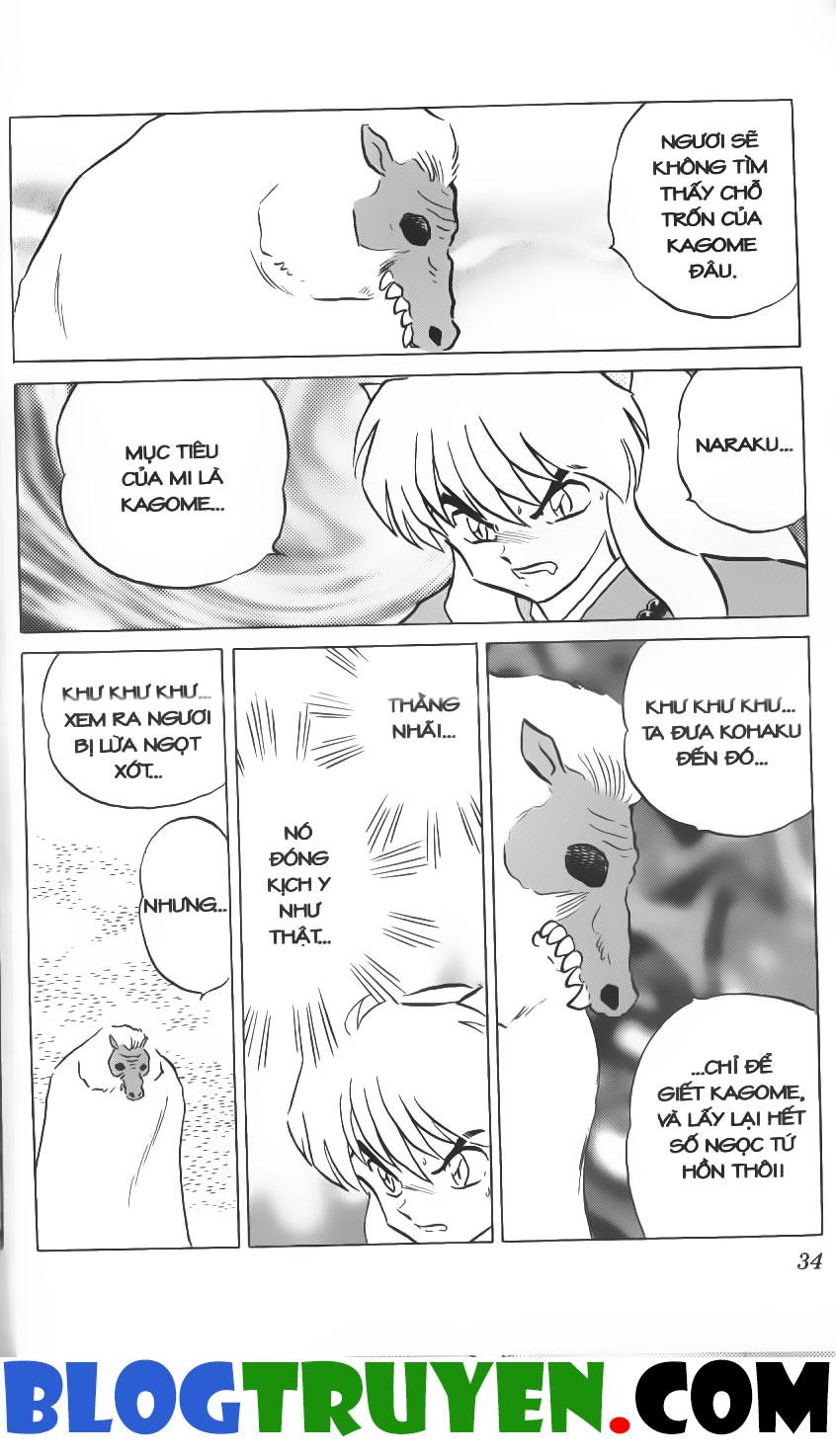 Inuyasha vol 19.2 trang 13