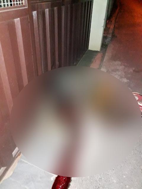 Polícia identifica homem assassinado em Santa Rita