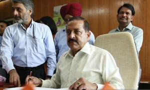 Minister of State for Personnel Jitendra Singh