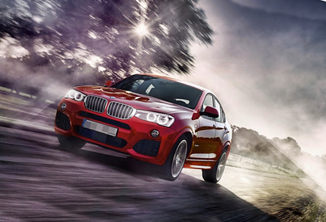 2018 BMW X4 M40i Review