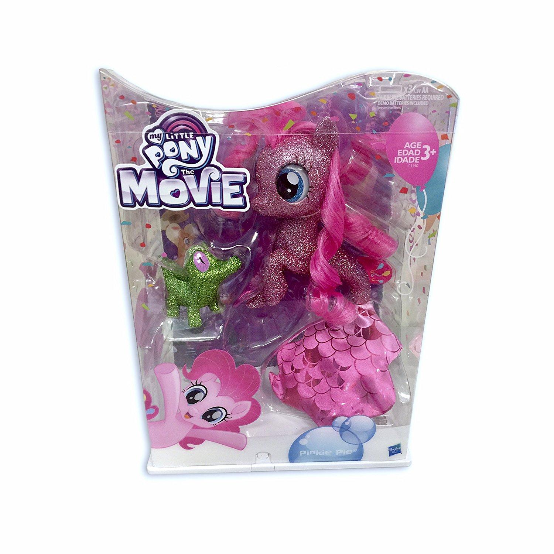"""Sparkly Seapony """"Twinke Pony"""" Pinkie Pie Figure Appears on Amazon"""