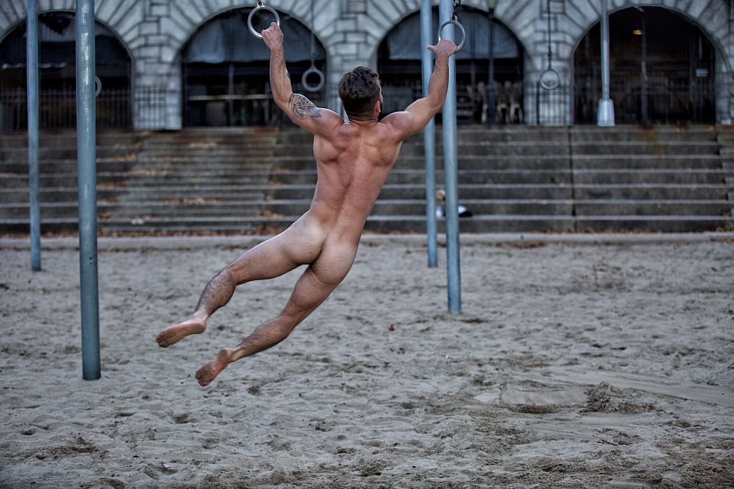Male Atheletes Naked
