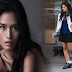 SPOTTED: Janine Tugonon at Victoria's Secret Castings in NY