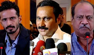 Alcohol Free Tamilnadu Political Debate – Anbumani Ramadoss & Others