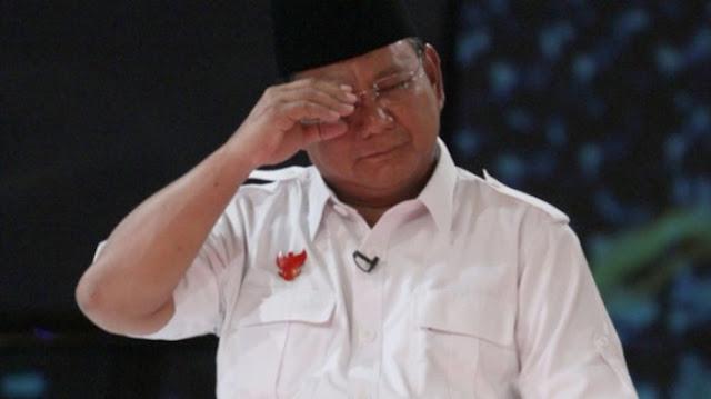 Moga Tak Bikin Prabowo Menyerah Sebelum Bertanding! Lihat Survei Terbaru Ini, Duh Telak Banget Perolehan Jokowi.....