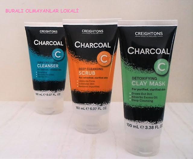 buralı olmayanlar lokali-creightons charcoal serisi