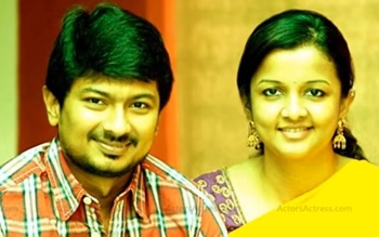 Udhayanidhi Stalin family photos – Tamil Actor Udhayanidhi Stalin Kiruthiga Udhayanidhi Family Photo