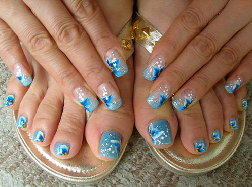 Nail Art Pictures: beauty nails