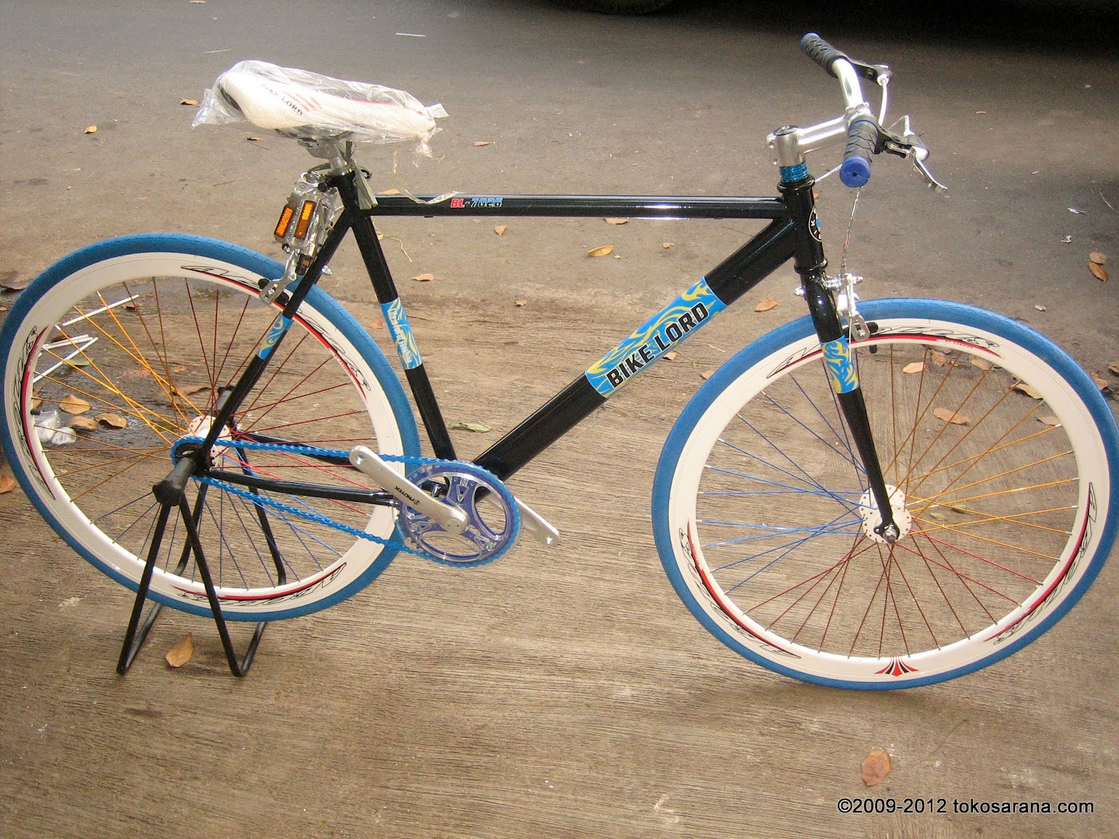 Sepeda Fixie Bikelord Bl7026 Flip Flop Hub 700c News Untuk Anak Anda