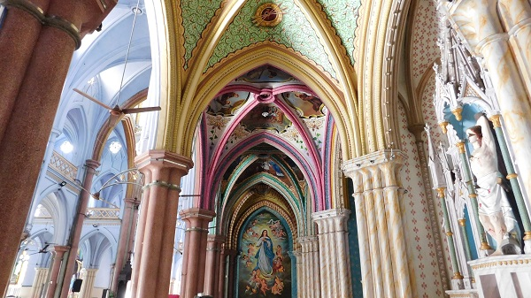 dolor basilica thrissur kerala