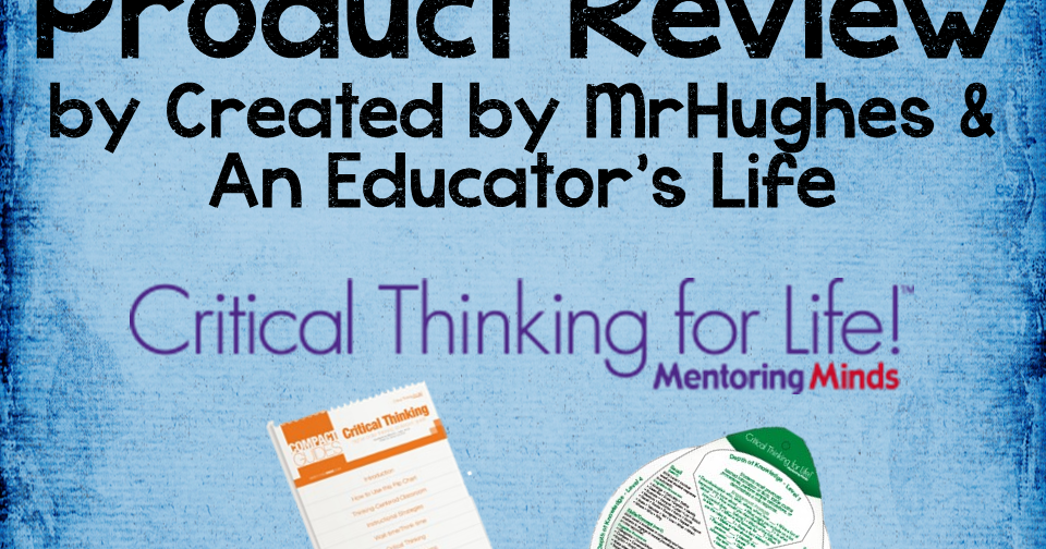 Mentoring minds critical thinking questioning stems