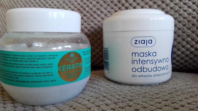 Maski do włosów - Ziaja & Kallos
