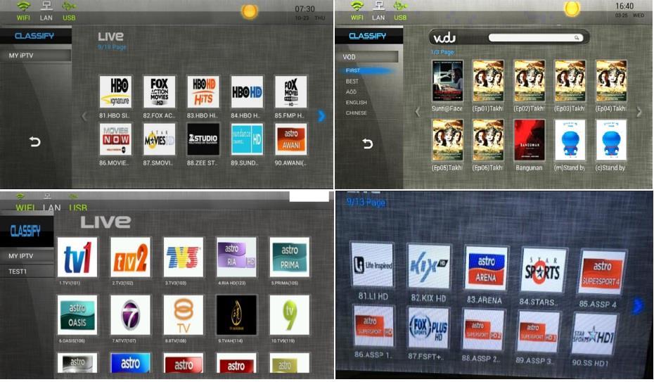 Install Apk di HyppTV Box - Kodi IPTV Malaysia