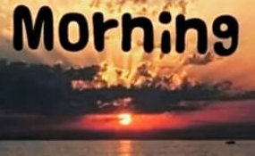 Ucapan Selamat Pagi Terbaru Bikin Pacar Senang