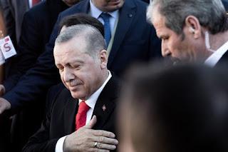 Τι μας είπε ο Ερντογάν στην Κομοτηνή