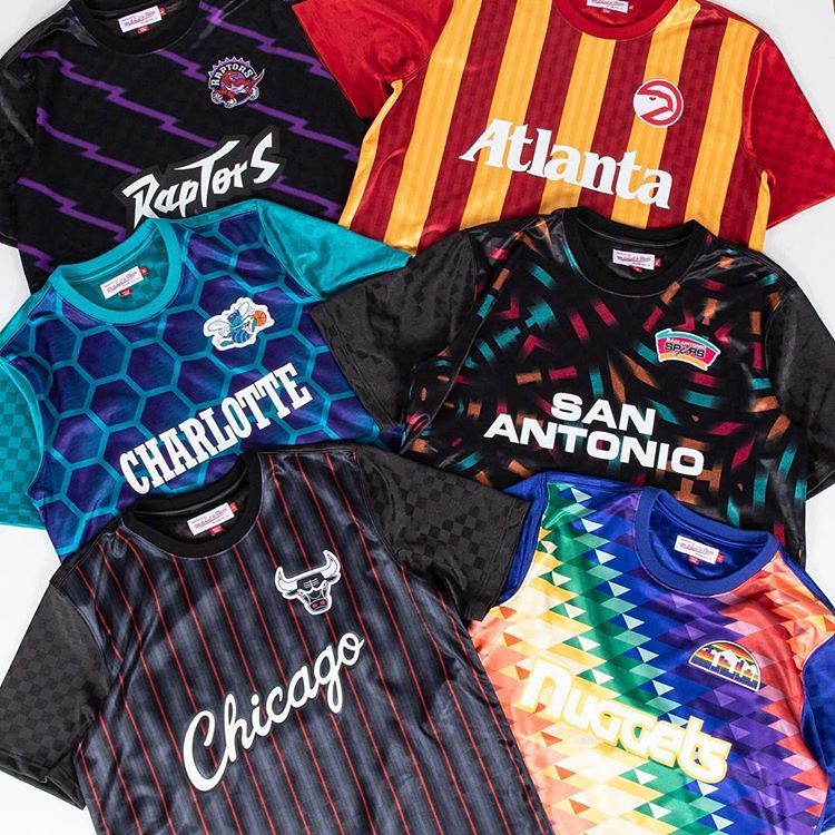 d3c209f8b What do you think of the special football-inspired NBA soccer jersey  collection  Which is your favorite  Let us know in the comments below.