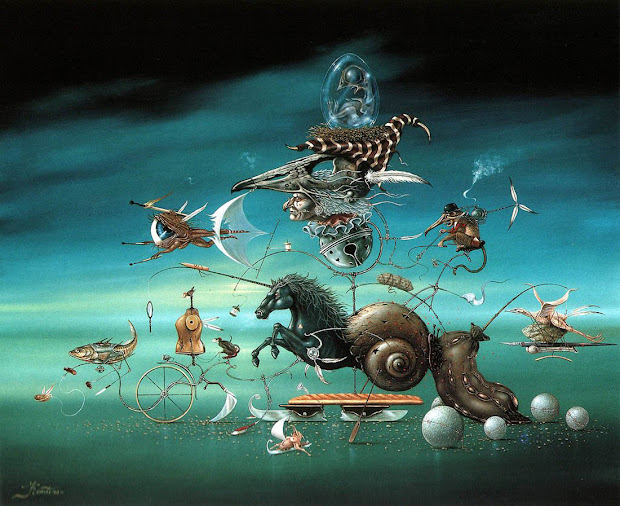 Surrealism And Visionary Art Hans Kanters