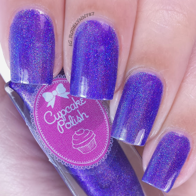 Cupcake Polish - Yule Be Missing Me
