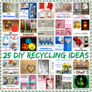 Recycling Ideas wesens-art.blogspot.com