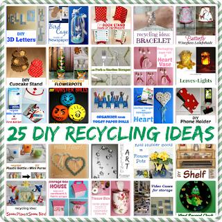 Recycling Ideas wesens-art.blogspot.com