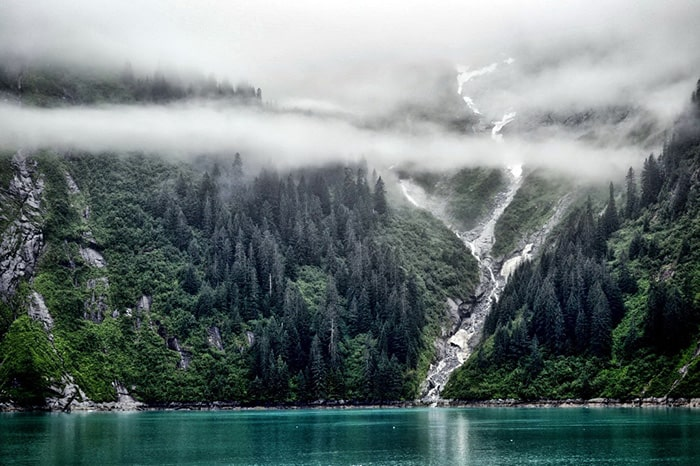 Поездка на Аляску в Туманные Фьорды