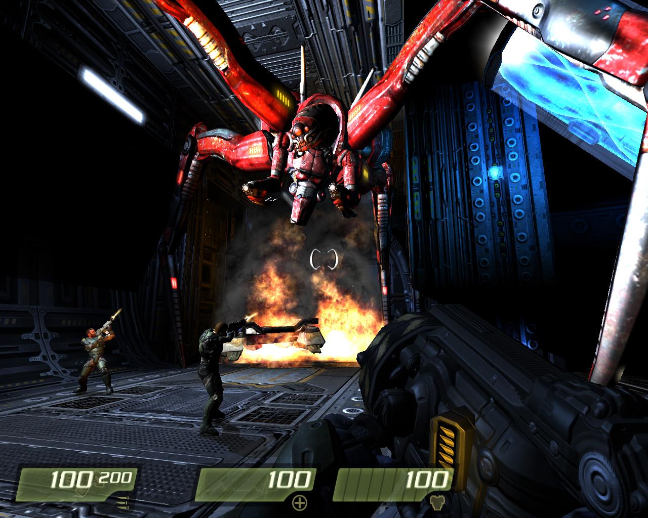 Super Adventures in Gaming: Quake 4 (PC)