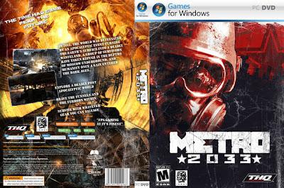 Metro 2033 CD Key
