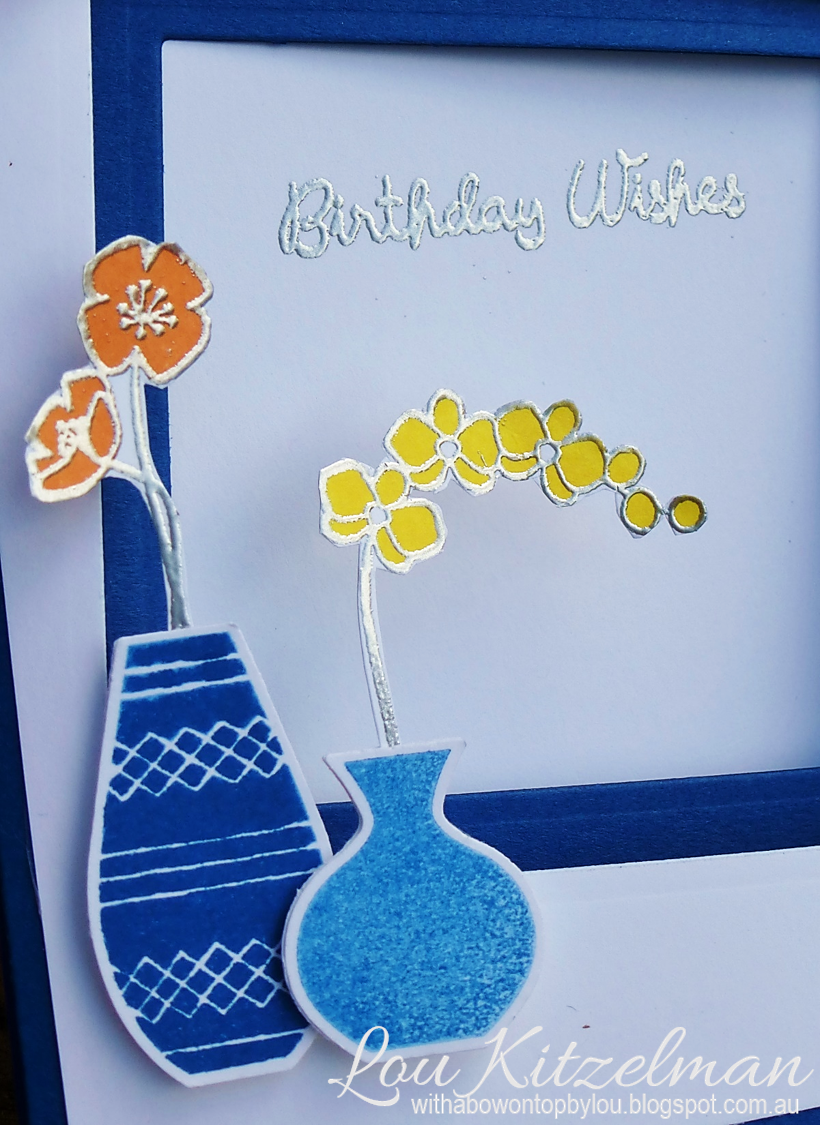With A Bow On Top Kellys Stamping Friends Birthday Blog Hop 2018