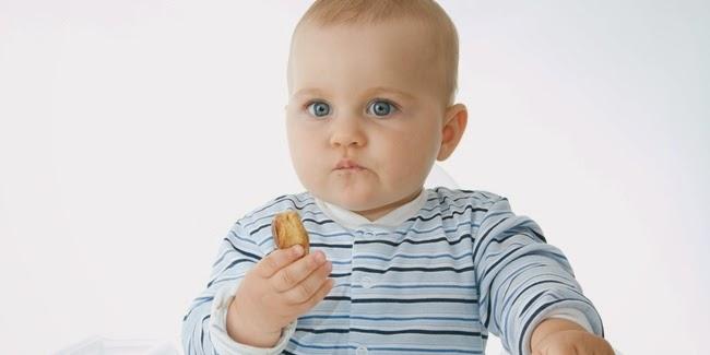 7 Finger food yang sehat bagi bayi