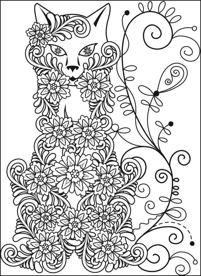 Benefits Of Coloring For Adults, Coloring And Stress Relief, Therapeutic  Effects Of Coloring,