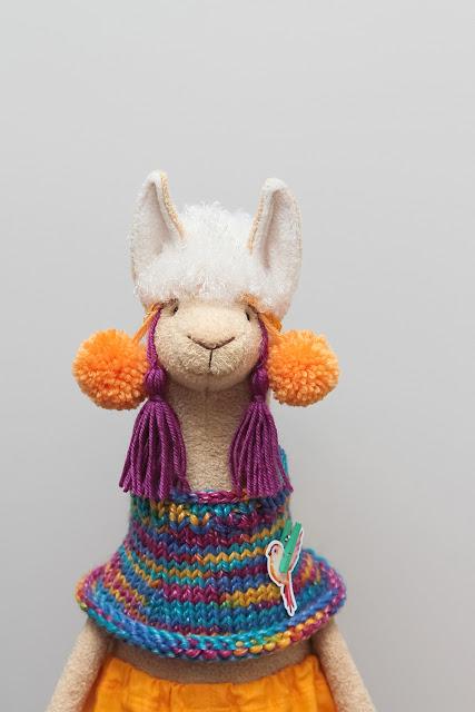 alpaca-igrushka