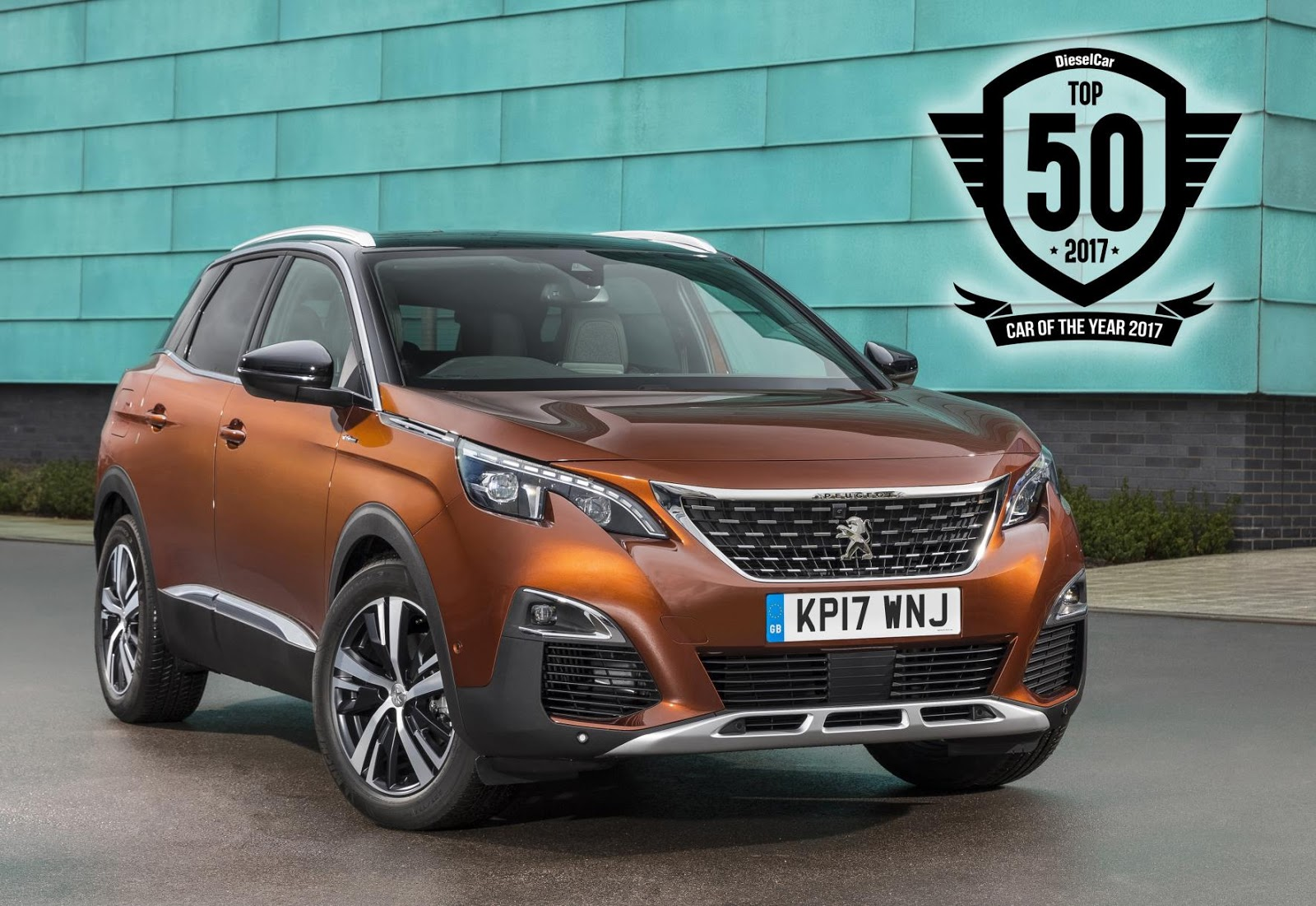 the motoring world the peugeot 3008 takes the main car of the year title at the dieselcar top. Black Bedroom Furniture Sets. Home Design Ideas