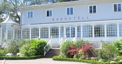 Swedish hotel gem by the sea
