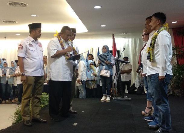 Djoko Santoso Sebut Aksi Turun Gunung SBY Buat BPN Makin Pede