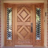 manutenzione pulizia porte di casa