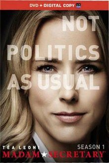 Série Madam Secretary - 1ª Temporada Legendada 2014 Torrent Download