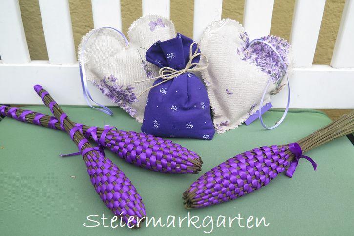 Lavendelsackerl-und-Lavendelstäbe-Steiermarkgarten