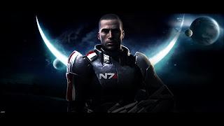 Mass Effect 2 PS3 Wallpaper