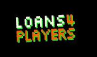 Zdjęcie przedstawia logo firmy pożyczkowej Loans4Players