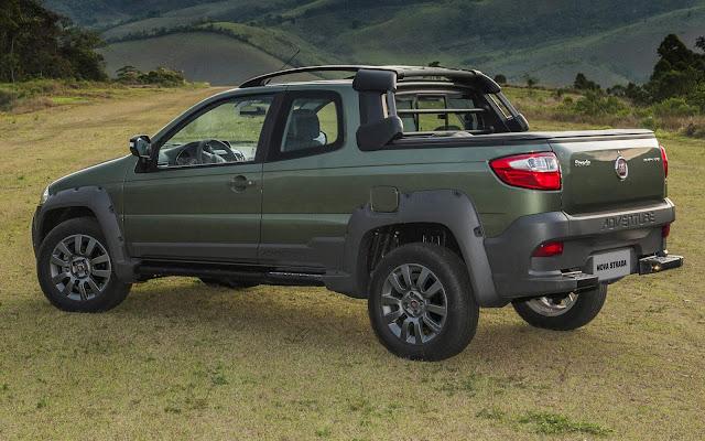 Fiat Strada 2017 - Preço
