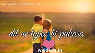 Hum Mar Jayenge Whatsapp Status Love Video