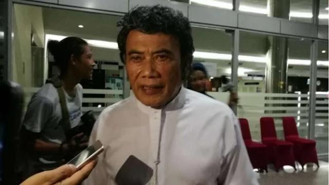 Ustadz Arifin Ilham Esok Pagi Dibawa ke Penang, Tak Bisa Dijenguk Rhoma Irama