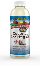 Carrington cocount cooking oil
