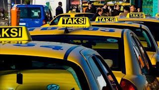 Ticari Taksiciler Ayağını Denk Alsın