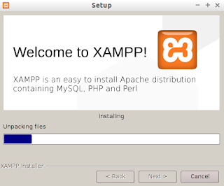 How to install XAMPP on Lubuntu 15.04