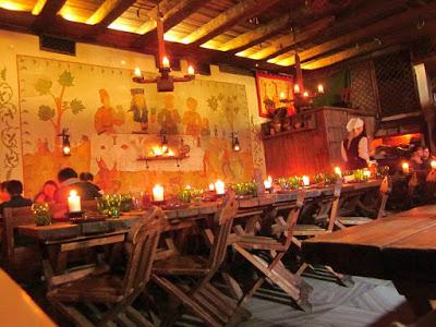 Olde Hansa Restaurant in Tallinn