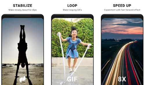 aku akan memperlihatkan review beberapa aplikasi android 10 Aplikasi Pembuat Gif Android Terbaik 2018 - Update