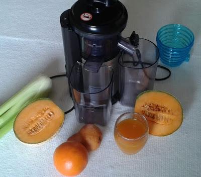 estrattore di succo ricette