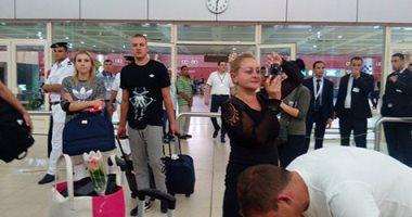وصول 33 فوج سياحي لمطار القاهرة